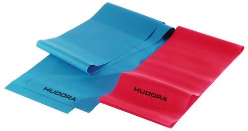 64148 – Gymnastik-Band elastisch – HUDORA Fitness-Band Set 2 Stück