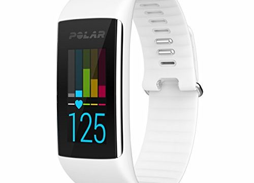 Polar Fitnesstracker A360, weiß, M, 90061485