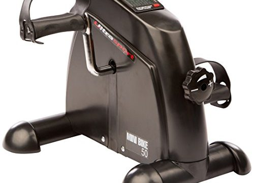 Ultrasport Mini Bike , Arm- und Beintrainer, Heimtrainer, Minifahrrad, 36 x 36 x 29cm