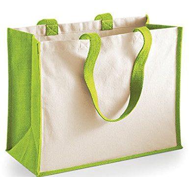 Westford Mill 422 Printers Shopper Tasche, Fuchsia, Einheitsgröße