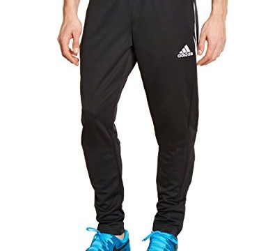 adidas Herren Trainingshose Sereno 14, schwarz/weiß, M, D82942