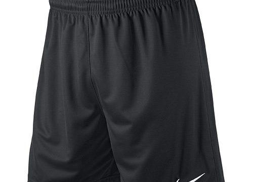 Nike Herren Shorts Park II Knit ohne Innenslip, schwarz, Gr. XL, 448224-010