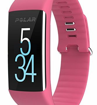 Polar Fitnesstracker A360, pink, S, 90057437