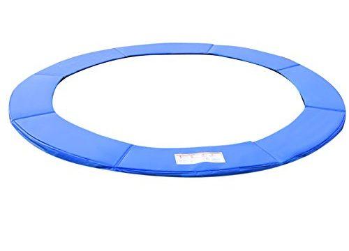 Songmics® 366 cm Trampolin Randabdeckung Federabdeckung ersatzteile EPE-Schaum Solide Befestigungsbänder STP12FT