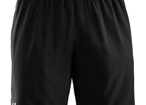 Under Armour Herren Shorts Mirage, schwarz/weiß, LG/G, 1240128