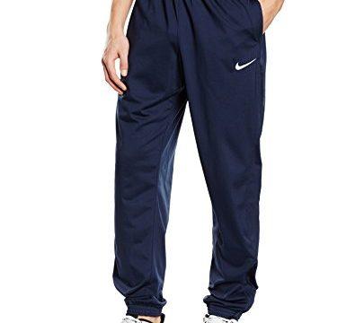 Nike Herren Trainingshose Libero Knit,blau/weiß,XXL