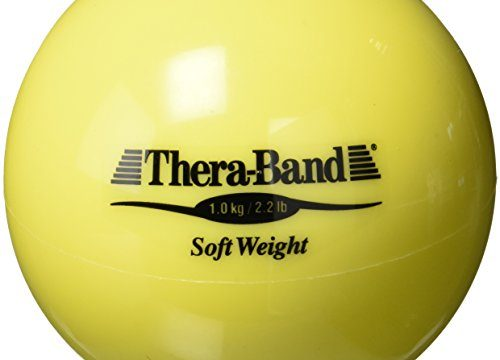 Thera-Band Thera-band® Soft Weight Thera-Band Soft Weight, gelb, 1 kg, 25821.0