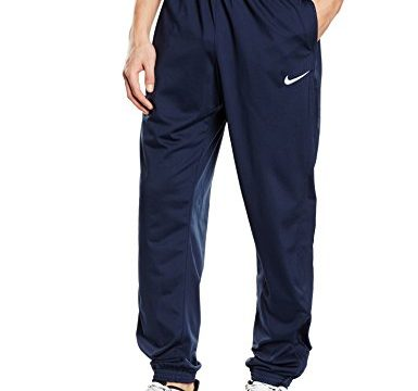 Nike Herren Trainingshose Libero Knit,blau/weiß,S