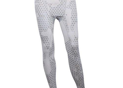 Weiß , M – Männer Leggings lang Unterhose Unterwäsche Strumpfhose Herrenleggings Hose
