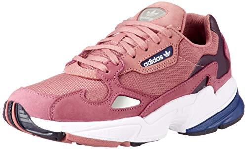 adidas Damen Falcon W Fitnessschuhe Pink Rosnat/Azuosc 000 42 EU
