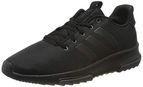 adidas Herren Cloudfoam Racer Tr B43651 Sneaker, Schwarz Black, 43 1/3 EU