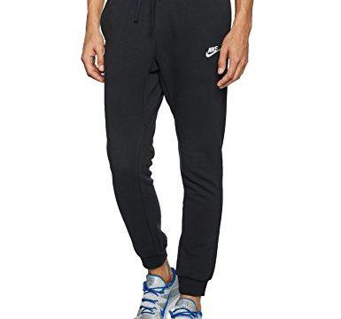 Nike Herren Jogger Club Jogginghose, schwarz, XL