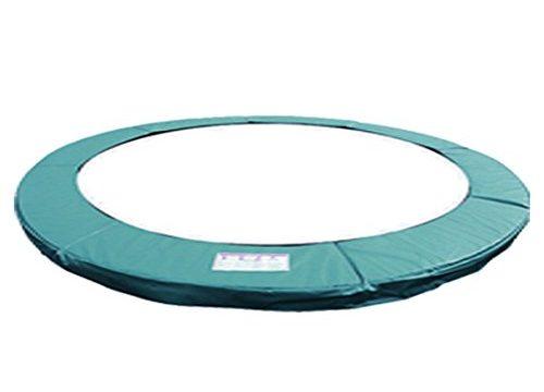 UV beständige – Greenbay Trampolinzubehör Ersatznetz Sicherheitsnetz oder Federabdeckung für Trampolin 305cm Grün