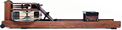 Water Rower NOHrD Rudergerät mit Trainingsanleitung Nussbaum