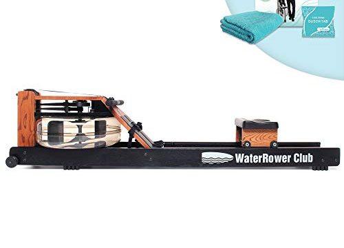 WaterRower Rudergerät Bundle Eiche/Esche/Nussbaum/Kirsche/Shadow/Club / A1 Club Sport