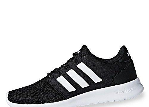 adidas Damen Racer Sneaker Sneaker Größe 40.5 EU Schwarz schwarz