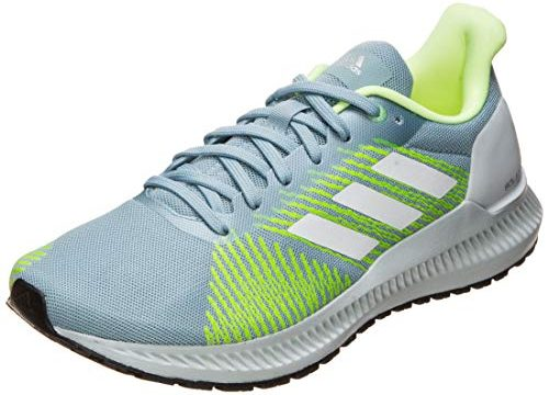 adidas Damen Solar Blaze W Fitnessschuhe, Mehrfarbig Multicolor 000, 42 1/3 EU