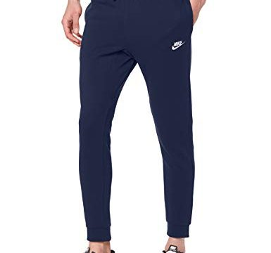 Nike Herren M NSW Club JGGR FT Sport Trousers, Midnight Navy, XS