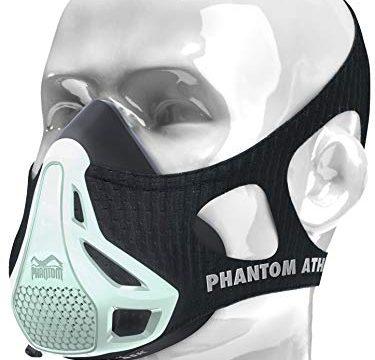 Phantom Athletics Trainingsmaske – Atemwiderstands Trainings für mehr Leistung im Sport