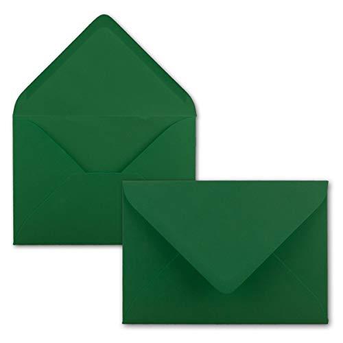 Top 10 Kuvert Dunkelgrün C5 – Umschläge für Grußkarten & Einladungen