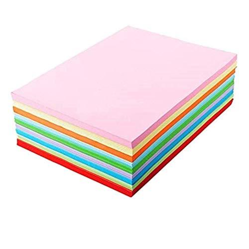 Top 8 farbiges Papier 120g – Origami-Papier