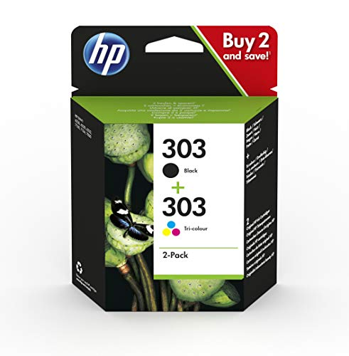 Top 6 HP 303 Multipack Original Druckerpatronen – Tintenpatronen