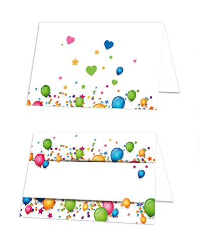 Top 9 Luftballon Grün – Grußkarten