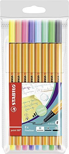 Top 10 STABILO Pastell Fineliner – Fineliner