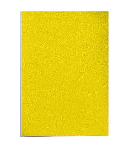 Top 9 Deckblätter gelb – Bindematerial