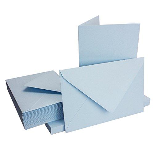 Top 10 Faltkarten Set Blau – Umschläge für Grußkarten & Einladungen
