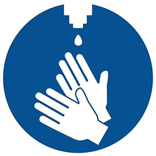Top 9 Hände desinfizieren – Sicherheitsschilder