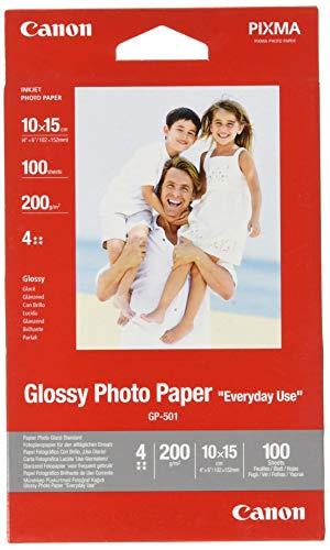 Top 10 fotopapier 10×15 glänzend tintenstrahldrucker – Fotopapier