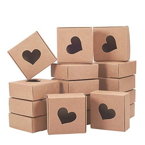 Top 10 Papier Box mit Fenster – Geschenkkartons