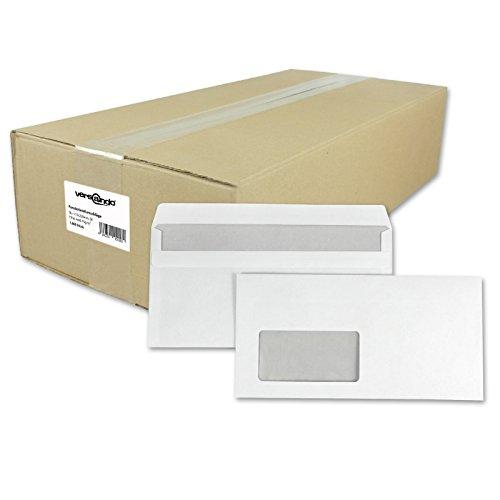 Top 5 Briefumschläge Selbstklebend – Versandzubehör: Geschäftsumschläge
