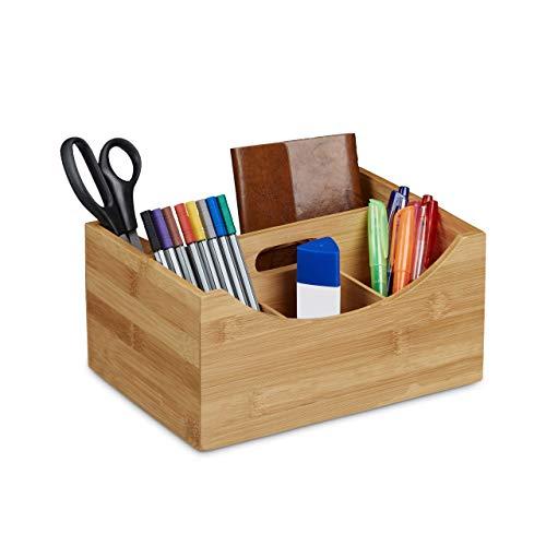 Top 10 Schreibtisch Box Holz – Utensilienschalen
