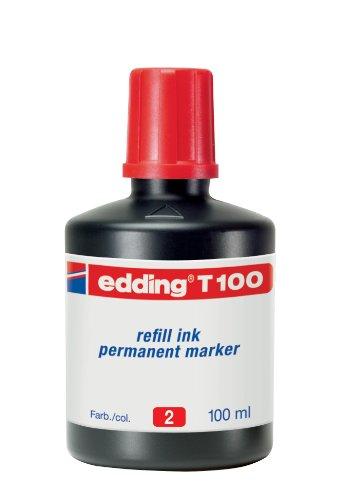 Top 10 edding Nachfülltinte rot – Permanent-Marker