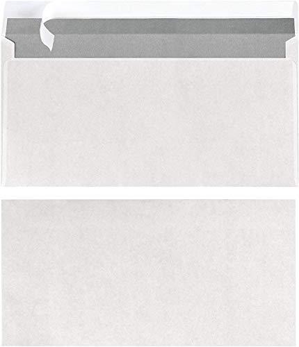 Top 8 Briefumschläge lang ohne Fenster – Versandzubehör: Geschäftsumschläge