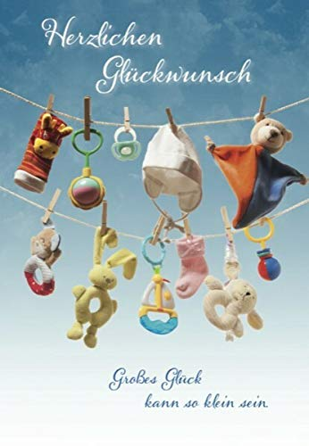 Top 10 Babykarte DIN A4 – Grußkarten