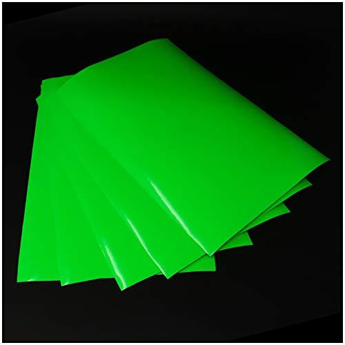 Top 10 grün Neon – Klebefolien