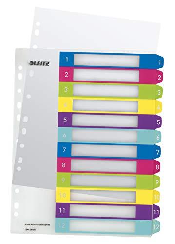 Top 10 Register DIN A4 Kunststoff – Trennblätter