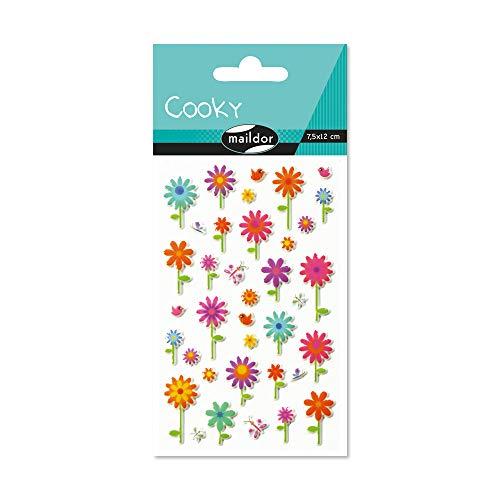 Top 9 Aufkleber Blumen Klein – Scrapbooking-Sticker