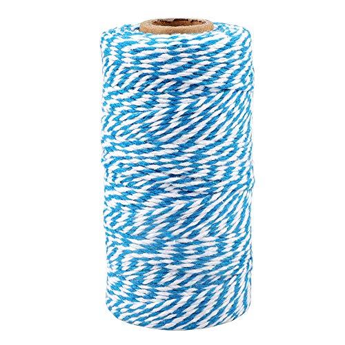 Top 9 Schnur blau Weiß – Bastel- & Malmaterialien
