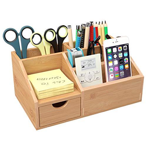 Top 10 Schreibtisch Organizer Holz – Utensilienschalen