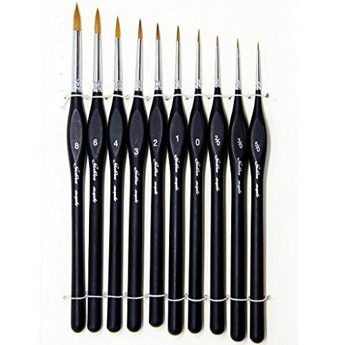 Top 10 Künstler Pinsel Set Acrylmalerei – Pinsel-Sets
