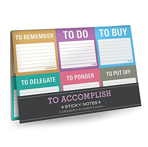 Top 8 Sticky Notes To Do – Selbstklebende Notizzettel