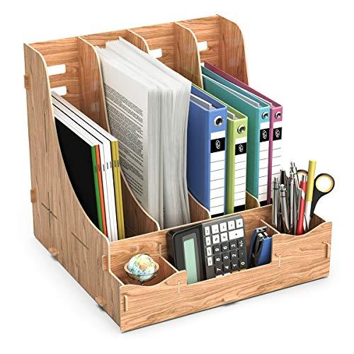 Top 9 Akten Organizer Holz – Zeitschriften-Sammler
