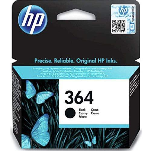 Top 8 HP Druckerpatronen 364 Schwarz – Drucker