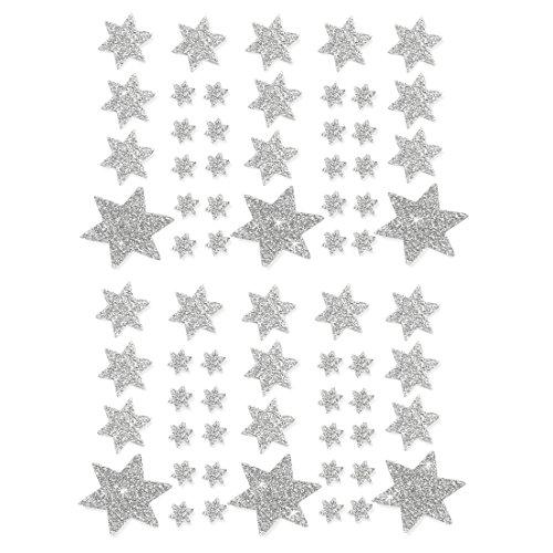 Top 10 Aufkleber Sterne Silber – Scrapbooking-Sticker