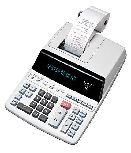 Top 9 Tischrechner mit Papierrolle Sharp – Druckfähige Taschenrechner