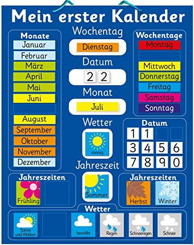 Top 10 Kalender Holz KINDER – Wandkalender
